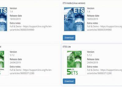 آموزش کار با نرم افزار ETS5 جهت شروع طراحی پروژه های ساختمان هوشمند